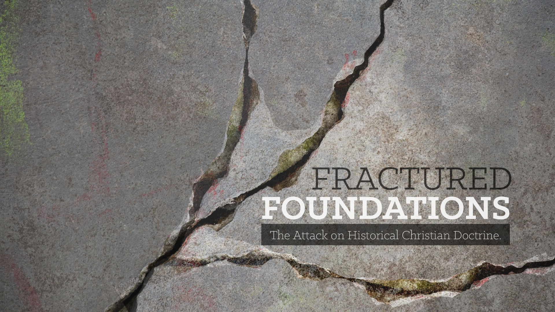 Fractured Foundations